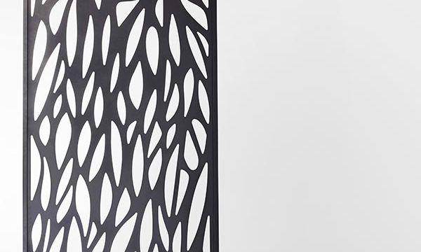 Neva la clôture moderne et stylée