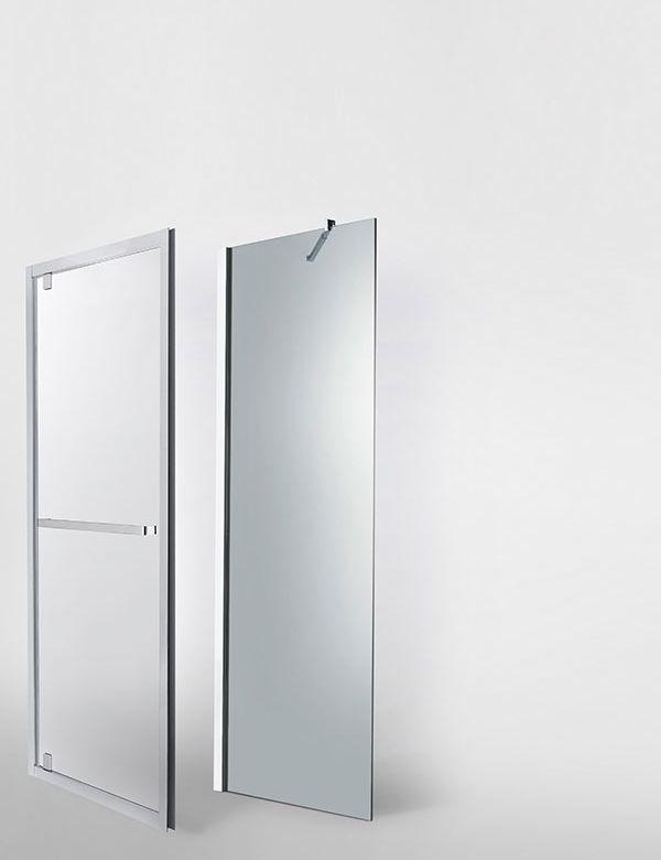 <b>ZILIA</b> la solution  douche  haut de gamme  et accessible