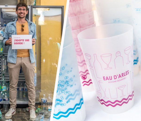 La ville d'Arles se lance dans un défi inédit : supprimer les bouteilles en plastique !