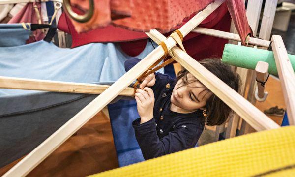 Pourquoi construire des cabanes nous fait-il autant rêver ?