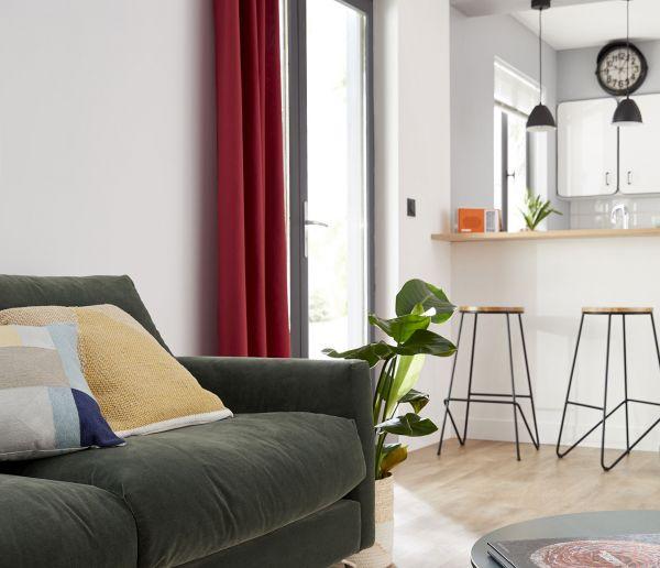Rénover un appartementdes années 60
