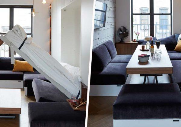 Optimiser L Espace Dans Un Petit Appartement Démonstration