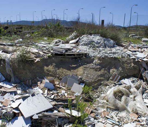 Comment être sûr que vos déchets de chantier ne finiront pas dans une décharge illégale ?