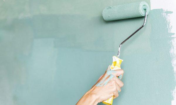 Comment repeindre un mur dont la peinture s'est écaillée ?