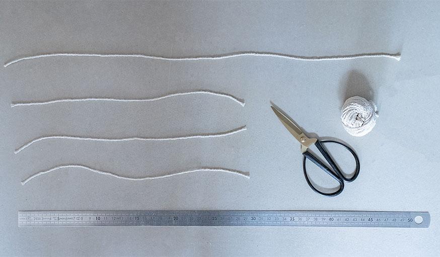 Tutoriel suspension succulentes étape 10
