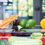 Frigo réfrigérateur aliments
