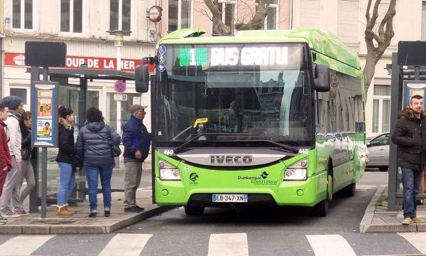 À Dunkerque, les transports en commun sont gratuits (et les habitants revendent leur voiture)