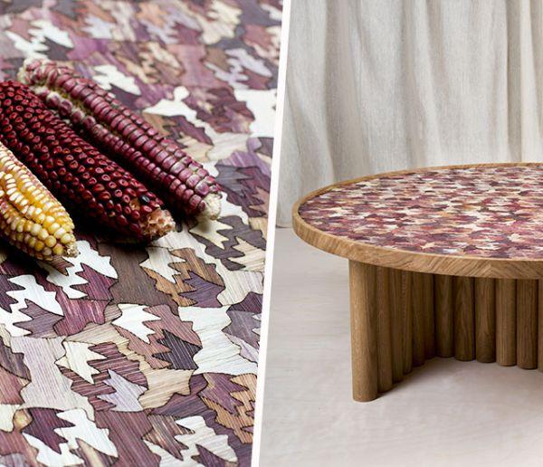 Fini le plastique : découvrez 3 meubles originaux en biomatériaux