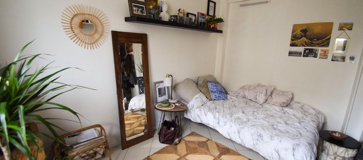 J'ai réussi à aménager mon appartement pour moins de 100€