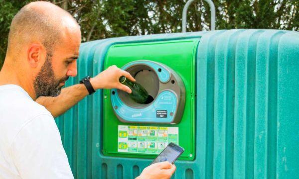 Grâce à cette application, recevez des bons d'achats pour chaque déchet recyclé