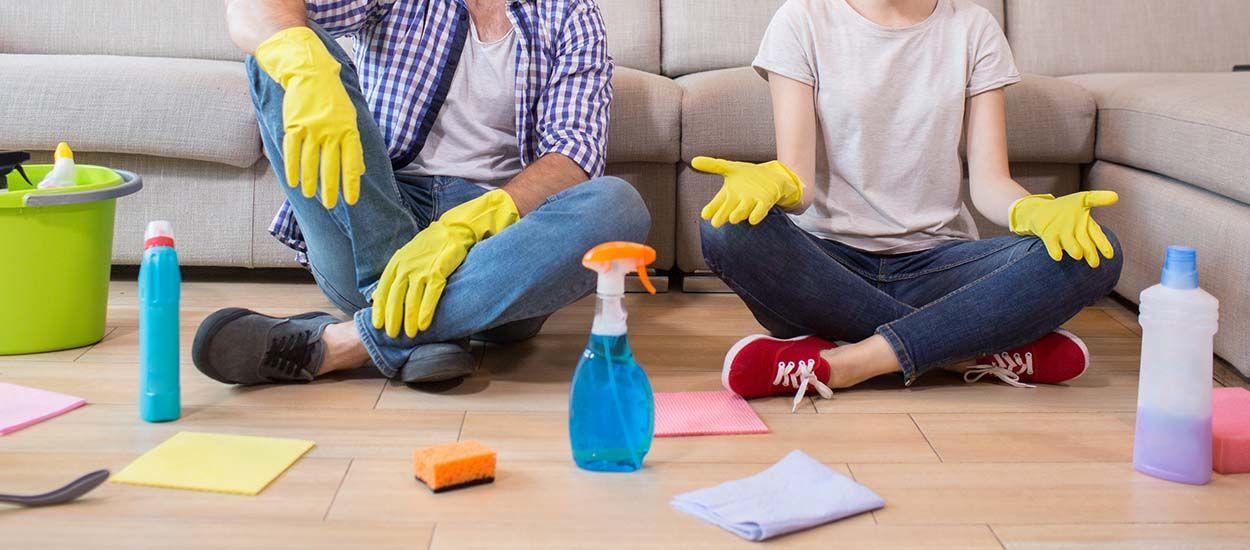 Les produits ménagers mauvais pour l'air intérieur : comment vous protéger