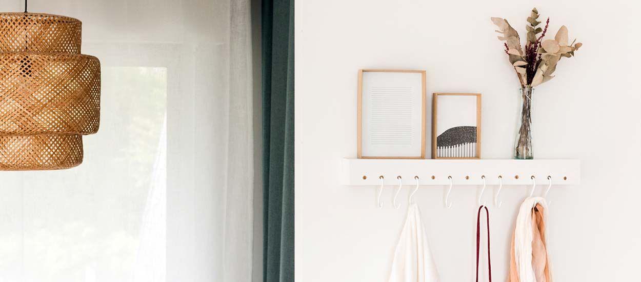 Tuto : Fabriquez un portemanteau malin avec des crochets en S