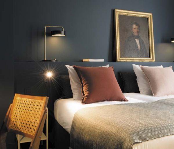 Inspirez-vous de ces hôtels pour décorer votre chambre !