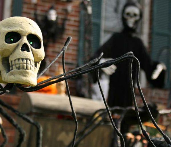 10 idées diablement effrayantes pour décorer votre jardin pour Halloween