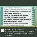 Eco-gestes zéro déchet écologie économies France Télévision