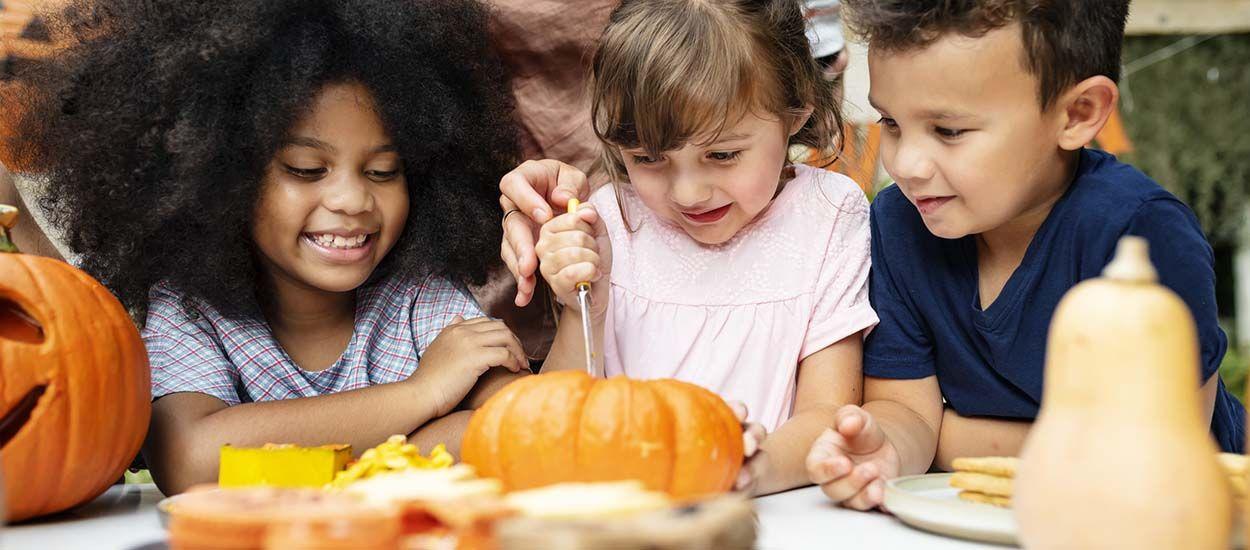 7 tutos mignons à faire avec les enfants pour Halloween