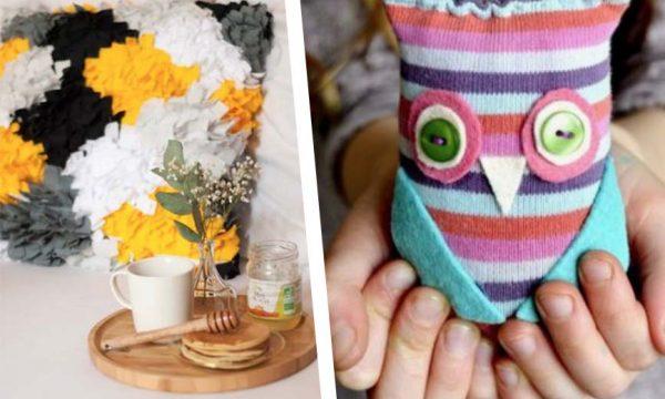 Zéro déchet : 8 tutos pour transformer vos vieux habits en objets utiles à la maison