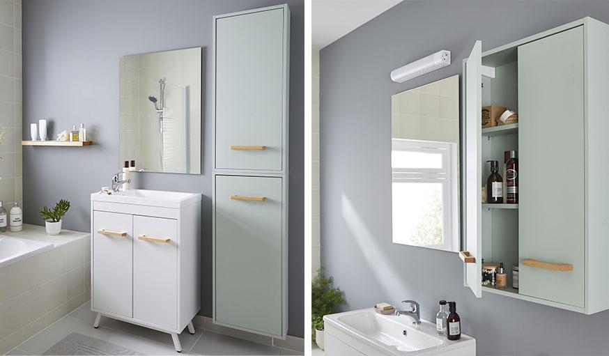 Salle de bains : Quelle peinture contre l\'humidité ? Quelle ...