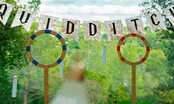 Tuto : Fabriquez un jeu de Quidditch adapté aux enfants dans votre jardin