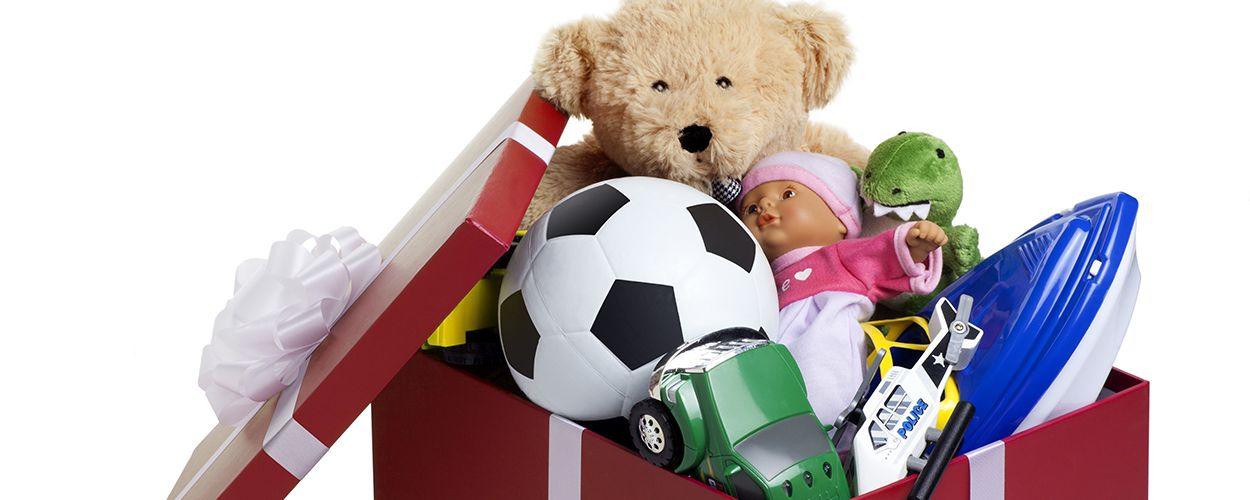 Où donner les vieux jouets de vos enfants avant Noël ? 4 conseils à suivre
