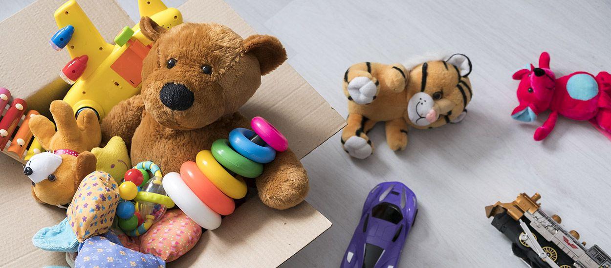 Toutes nos solutions pour recycler les jouets dont vous n'avez plus besoin