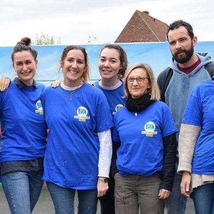 Les salariés de Castorama se mobilisent sur 50 chantiers solidaires