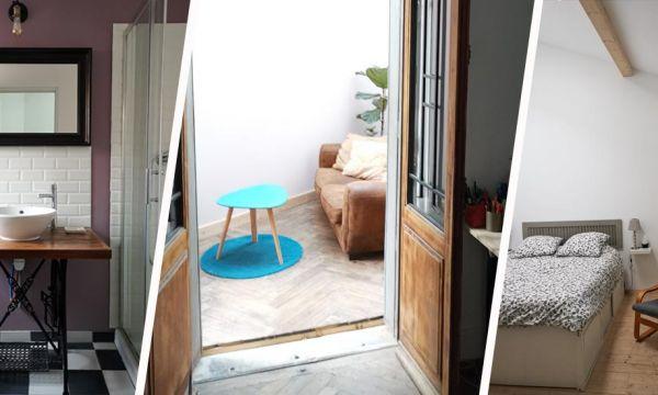 Déco récup' : Ils ont meublé leur nouvelle maison pour 50 euros seulement