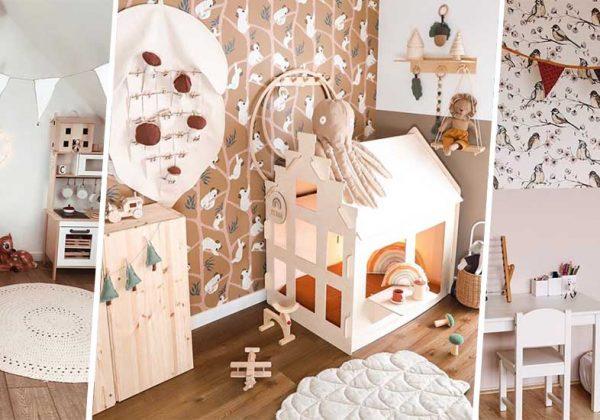 Idées déco : 11 photos pour décorer la chambre de votre ...