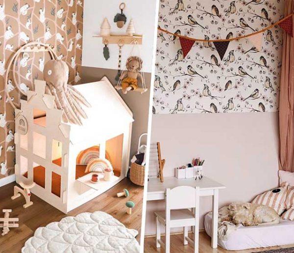 Les 10 plus belles chambres d'enfant, version nature et animaux
