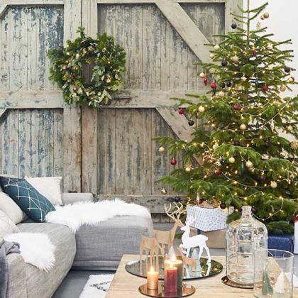 Découvrez les 4 grandes tendances qui rythmeront votre déco à Noël