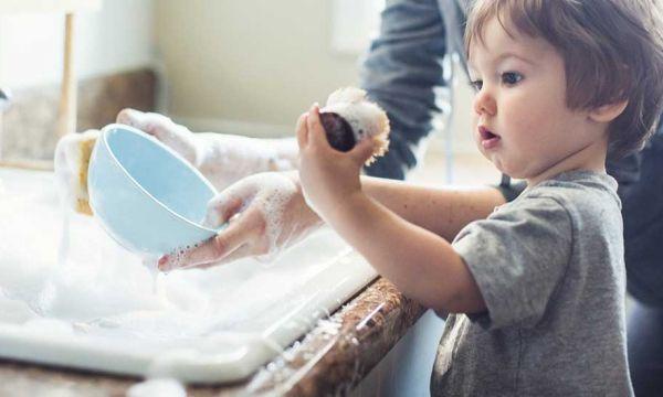 Comment faire toute sa vaisselle avec seulement 10 cL d'eau ?