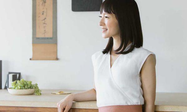 Les objets qui rendent Marie Kondo heureuse sont en vente sur son site