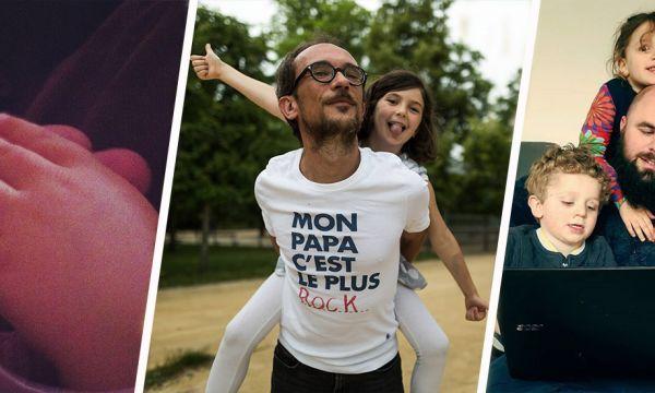 """""""Le mot papa est-il tabou ?"""" Les pères blogueurs racontent leur combat contre les clichés"""