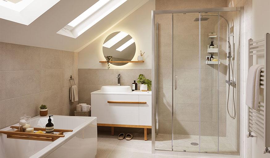 salle de bains Goodhome Castorama