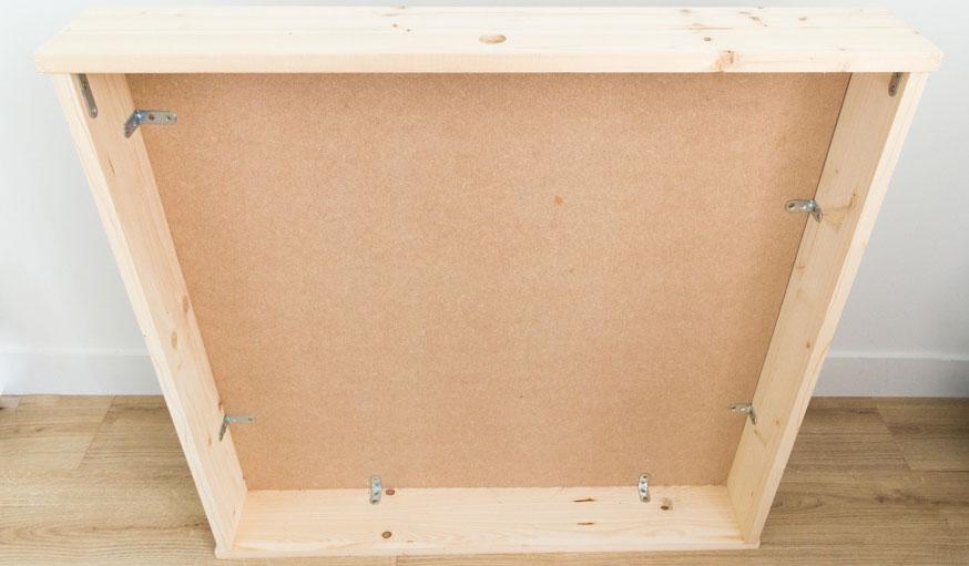tutoriel tiroirs sous le canapé étape 10