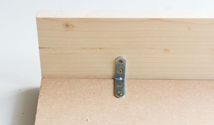 tutoriel tiroirs sous le canapé étape 9