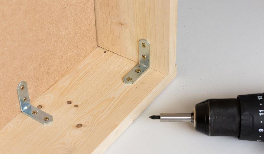 tutoriel tiroirs sous le canapé étape 11