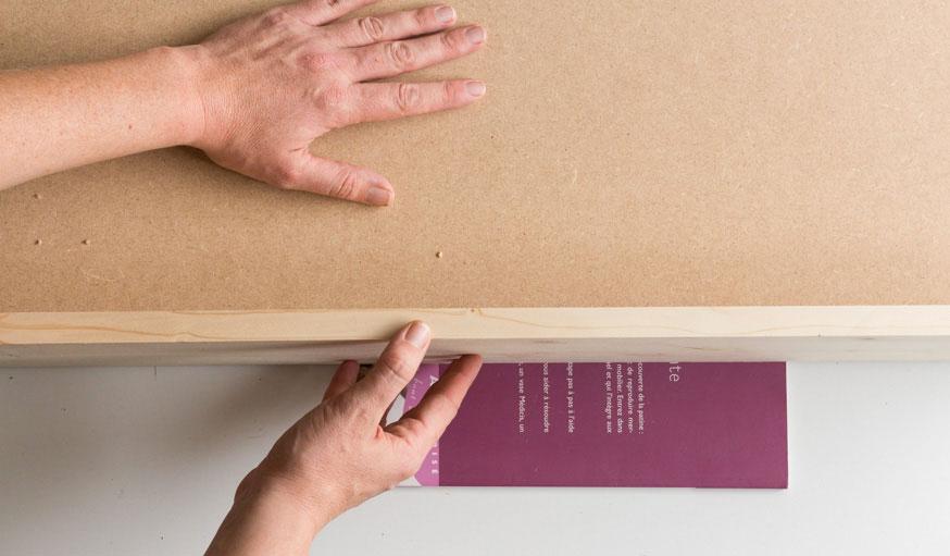 tutoriel tiroirs sous le canapé étape 8