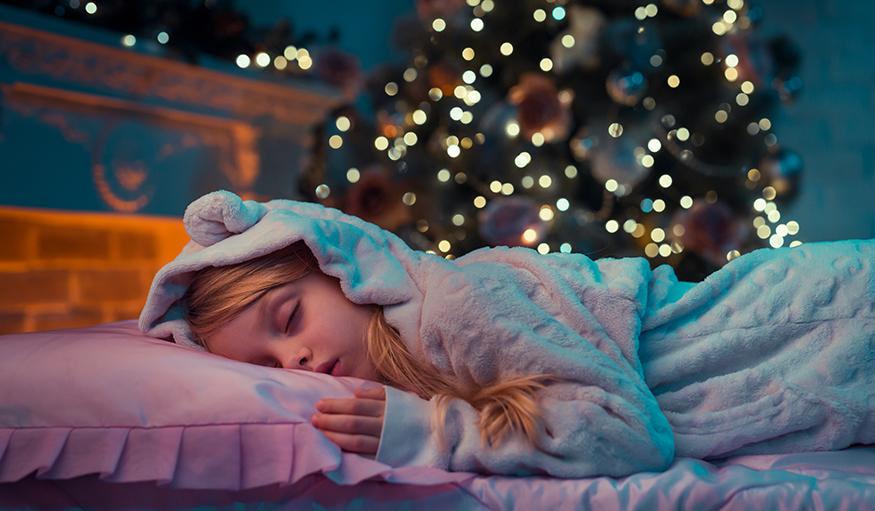 How to Help Children Stop Having Trouble Sleeping