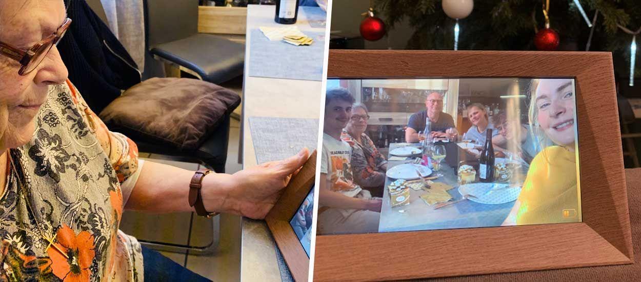 Comment un journal photo connecté m'a (encore plus) rapprochée de ma grand-mère