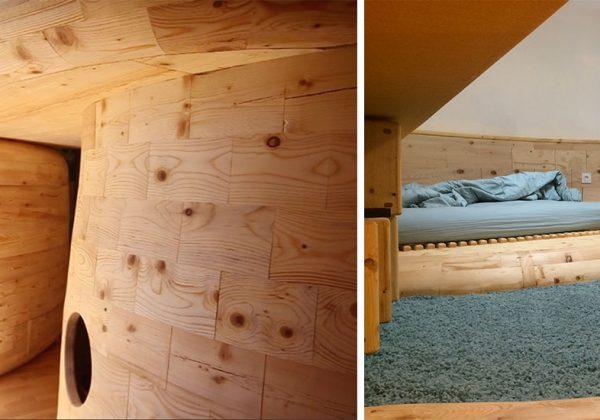 Aménager une chambre pour trois enfants : l\'incroyable défi ...
