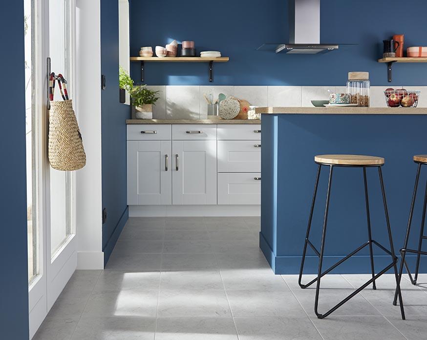 Peinture Good Home Comment Adopter Le Bleu Classique Dans Les