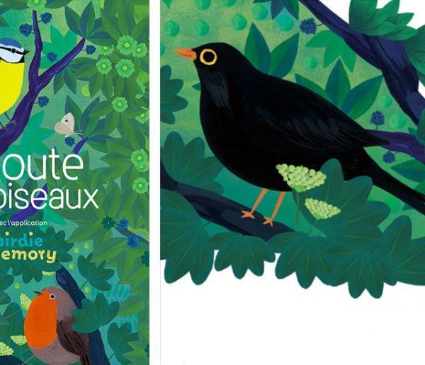 Comment apprendre le chant des oiseaux grâce à ce livre et cette application