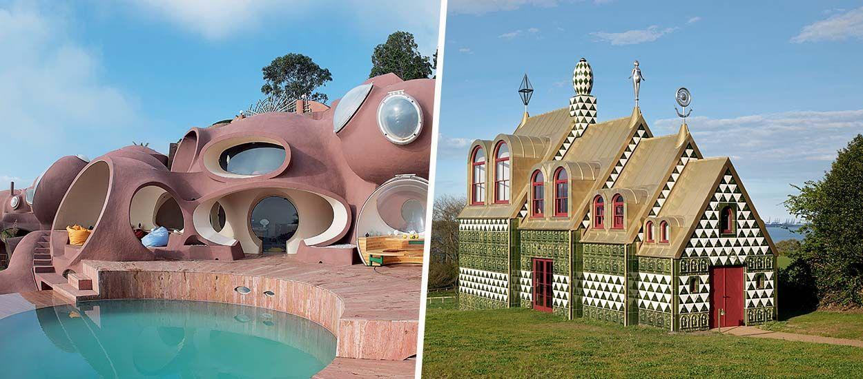 Portfolio : Les maisons les plus incroyables et les plus innovantes (+ concours pour gagner un beau livre)