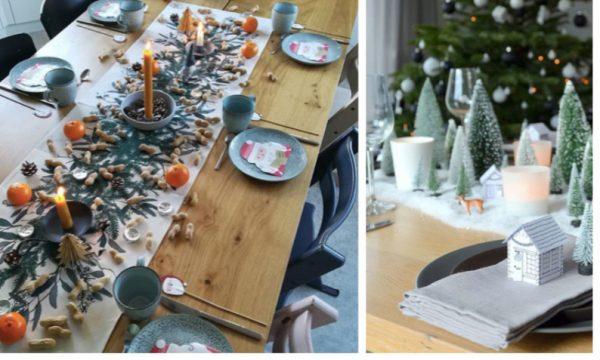 8 idées déco thématiques pour une jolie table de fête !
