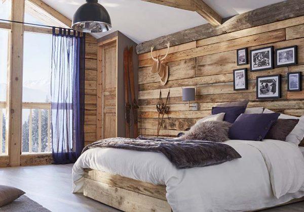 8 idées pour décorer votre chambre façon chalet moderne !