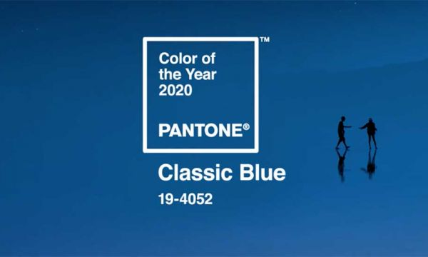 Alerte : Pantone vient de dévoiler la couleur de l'année 2020 !
