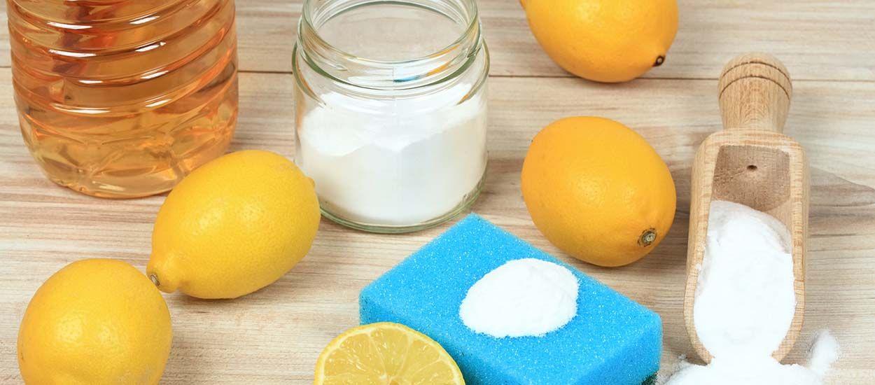 Ménage écolo : tout ce que vous pouvez faire avec du citron