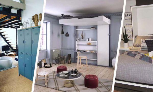 Ces lits vous feront gagner de la place : parfait dans un petit appartement !