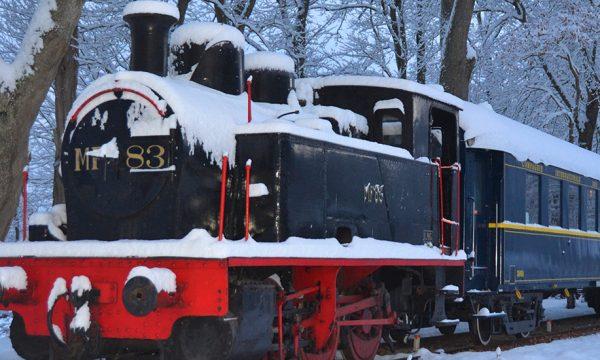 En Bourgogne, dormez à bord de l'Orient Express avec le Train des Rêves